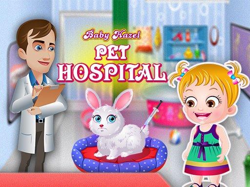 Házel baba állatkórháza