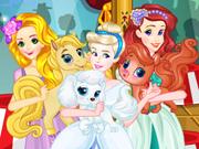 Hercegnők állat szépségszalonja