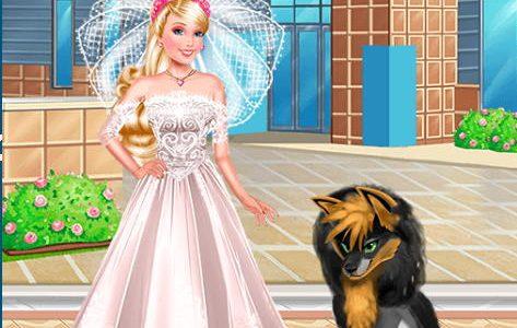 Barbie kutyusa